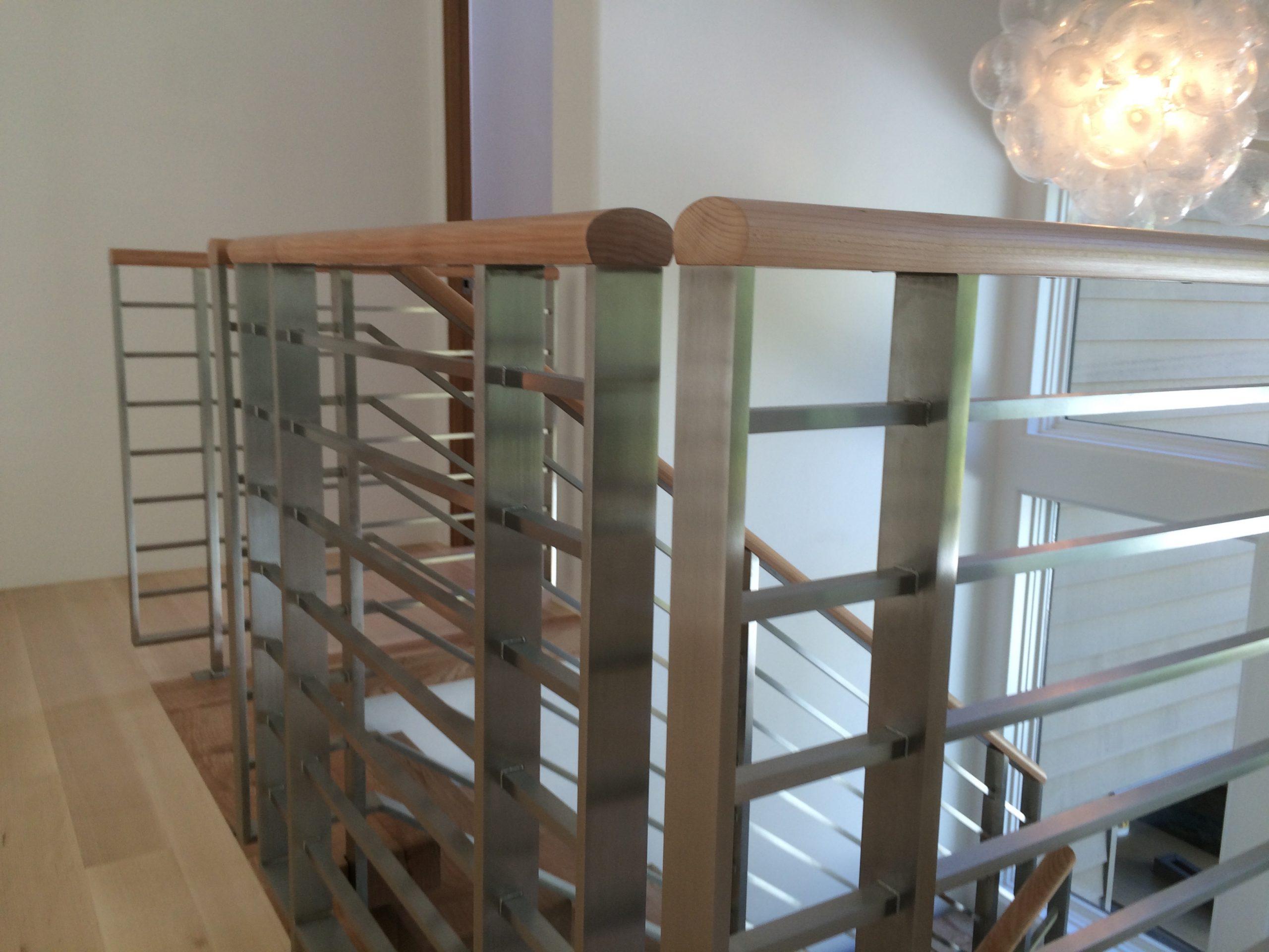 mw design workshop custom rails