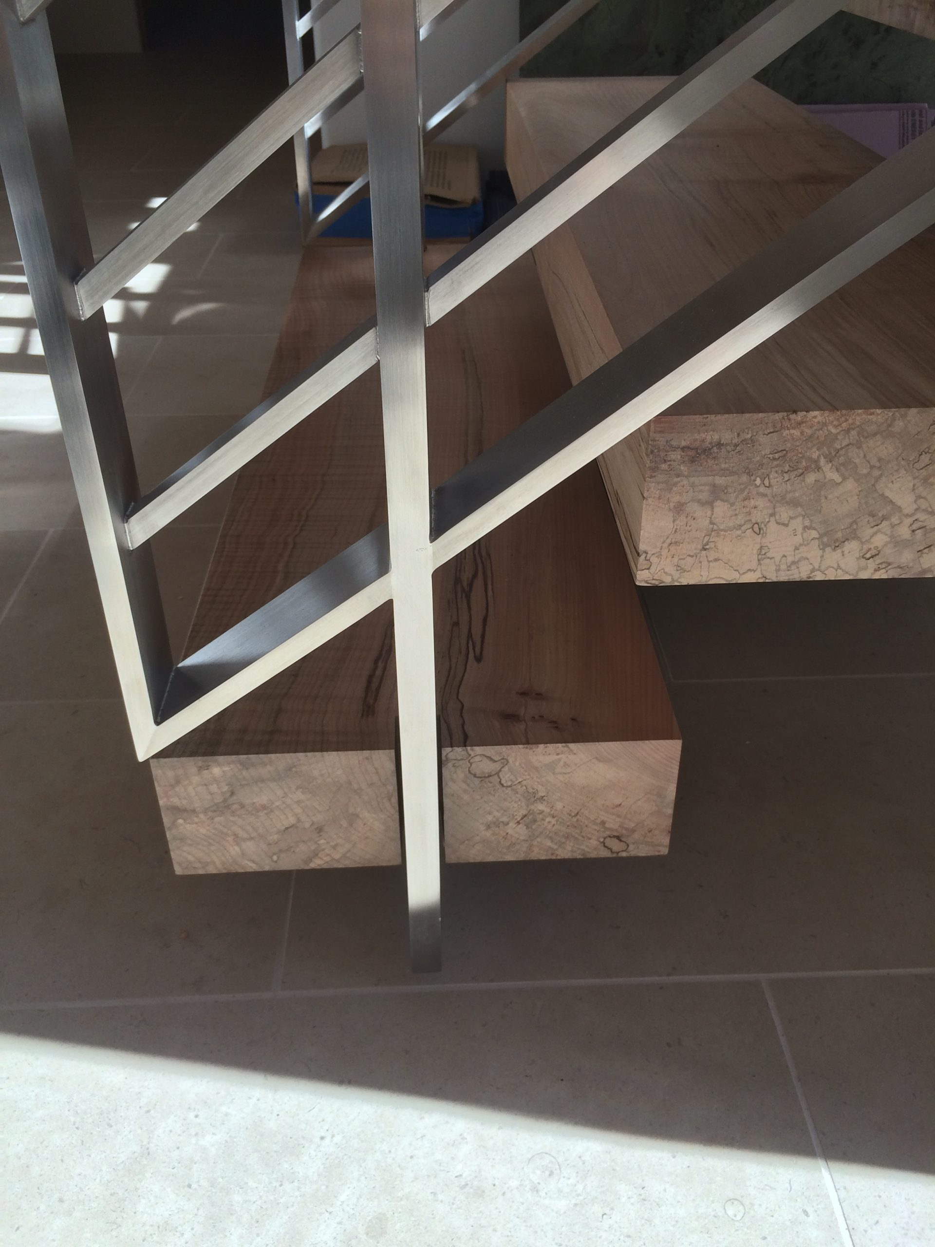 mw design workshop custom stairs