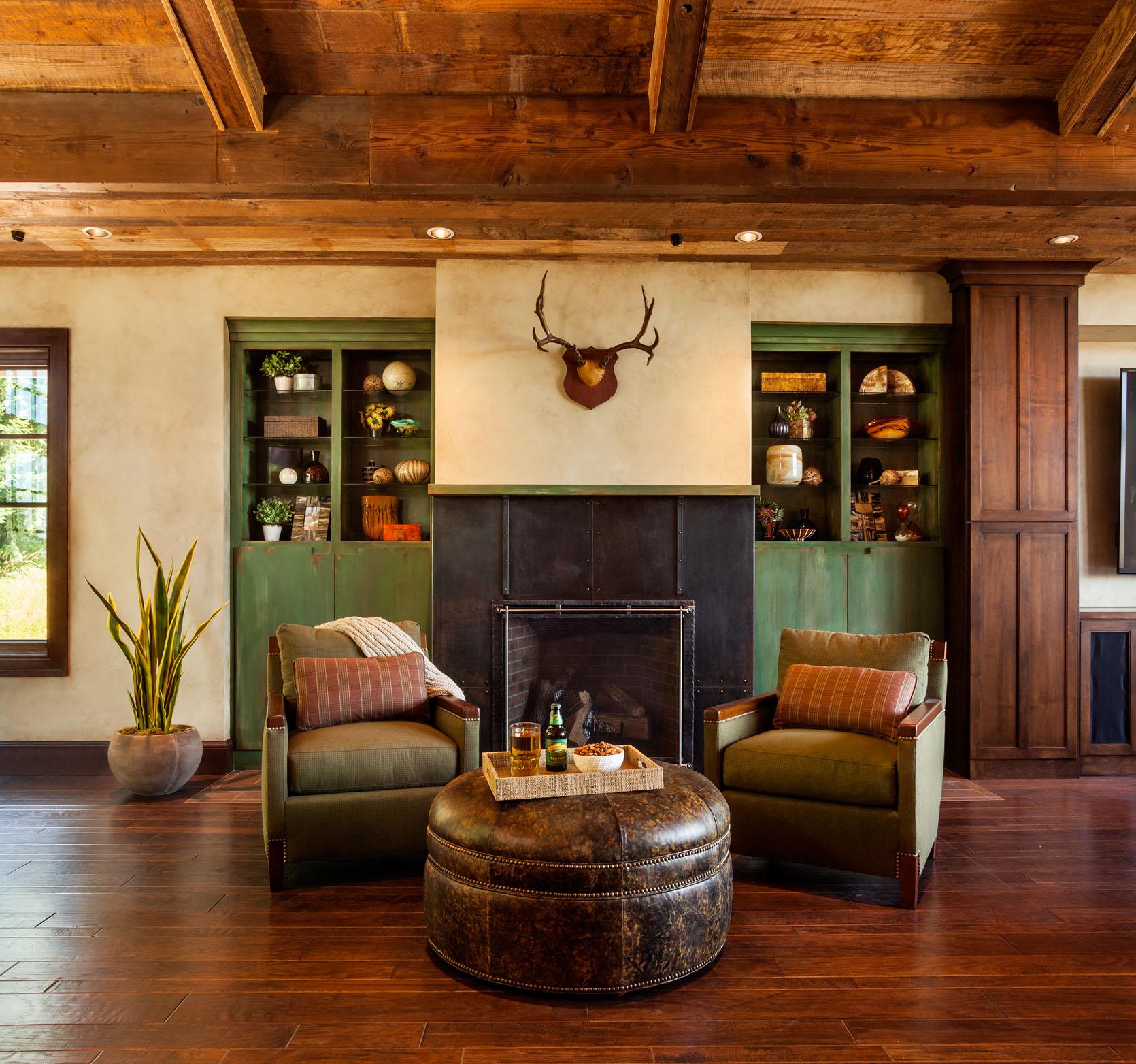 mw design workshop custom fireplace cladding