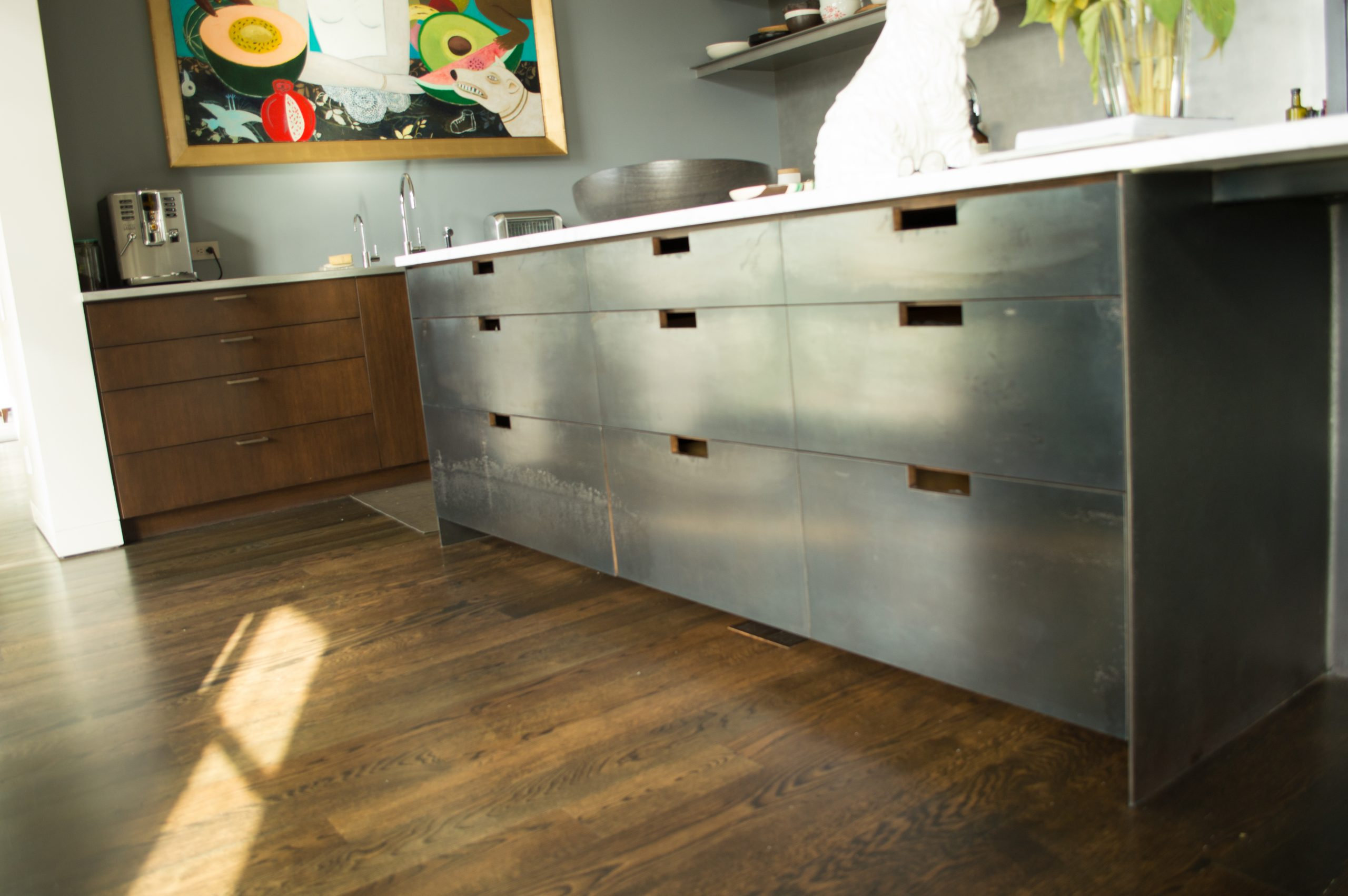 mw design workshop custom cabinetry cladding