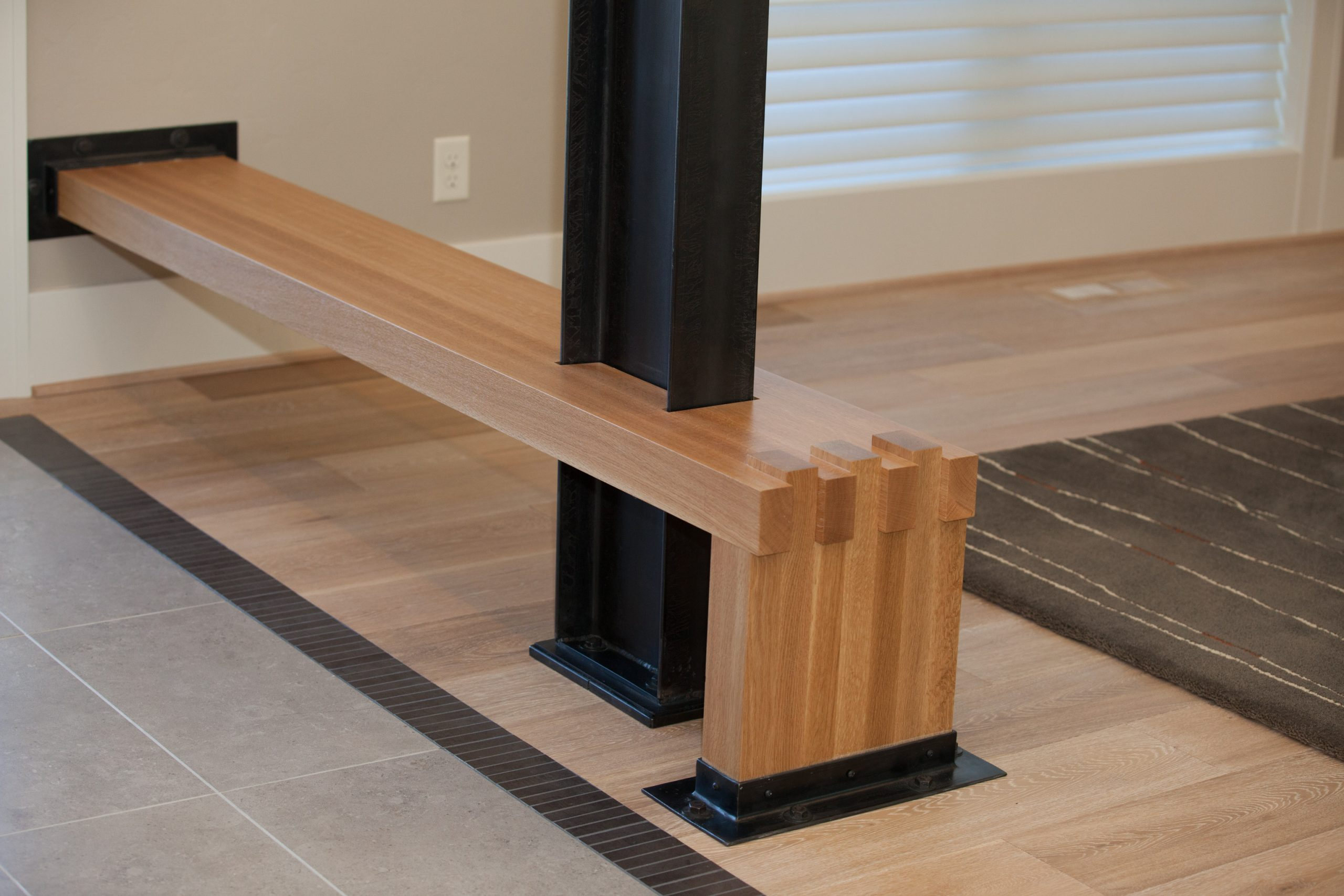 mw design workshop custom bench