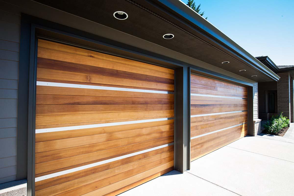 mw design workshop custom garage door
