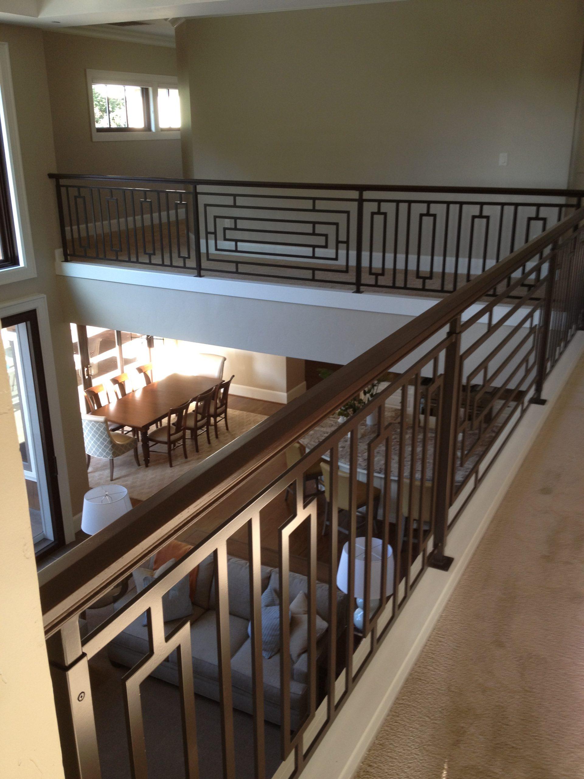 mw design workshop custom rail balustrade