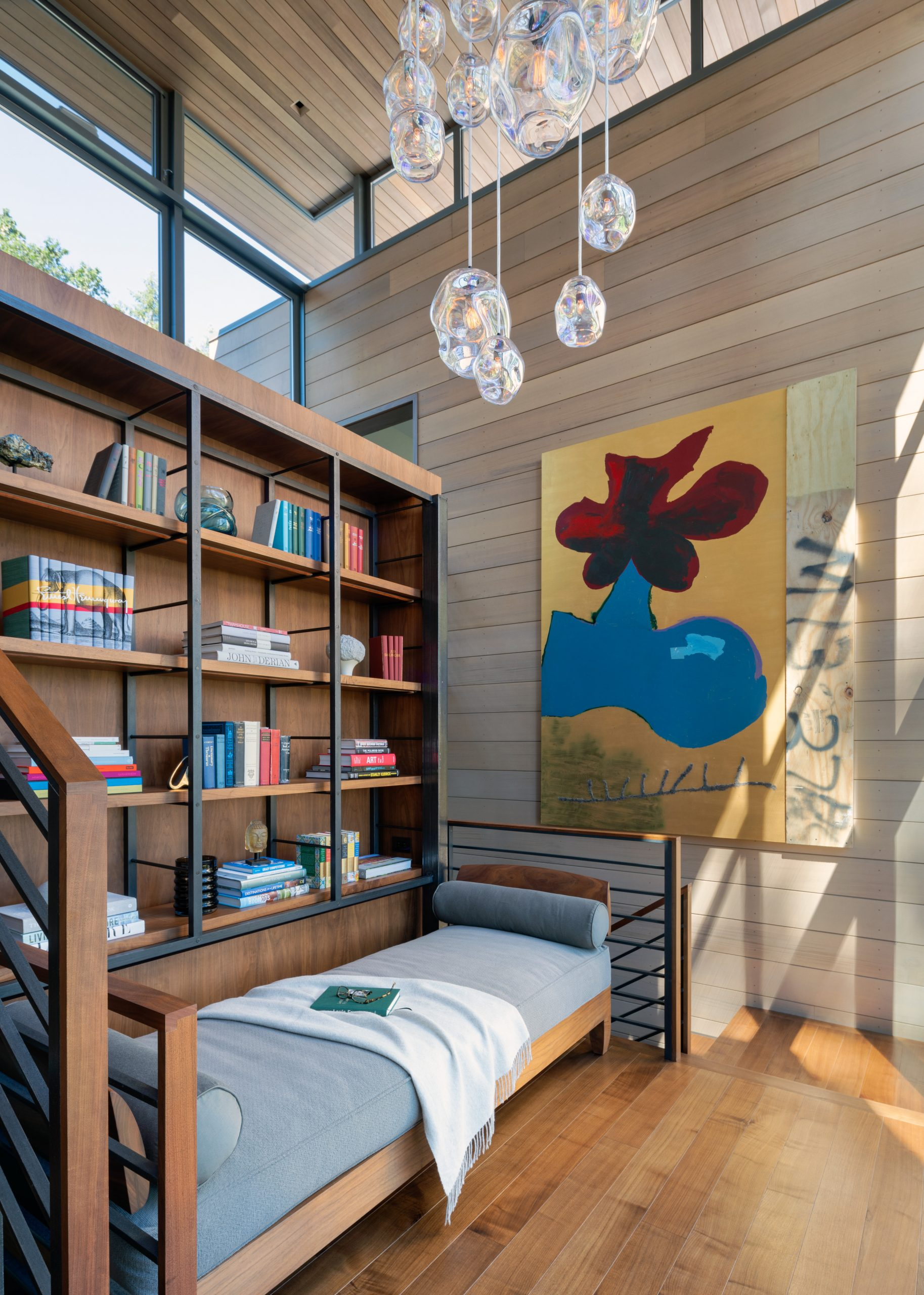 mw design workshop custom bookshelf cabinetry