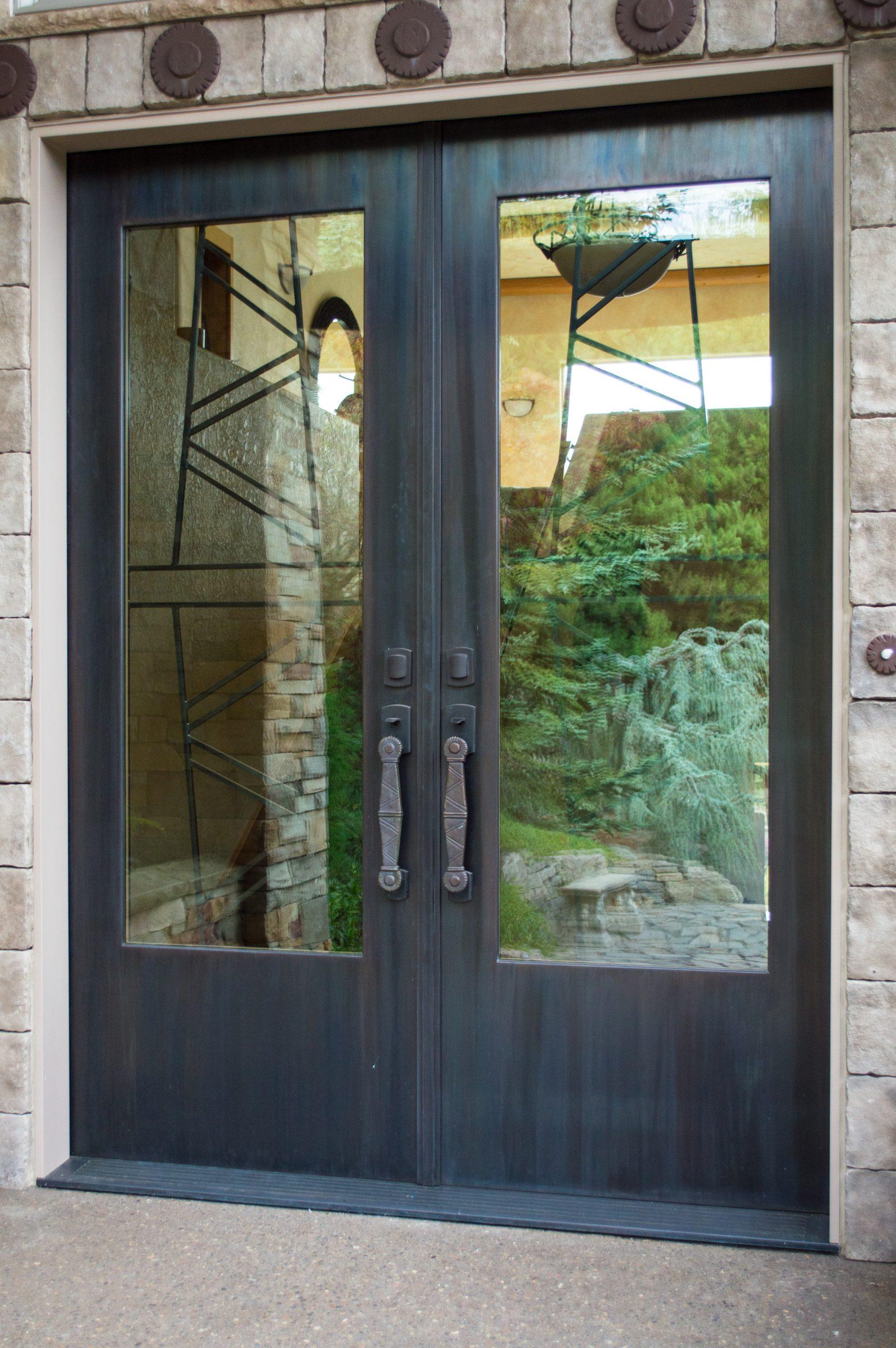 mw design workshop custom entry door