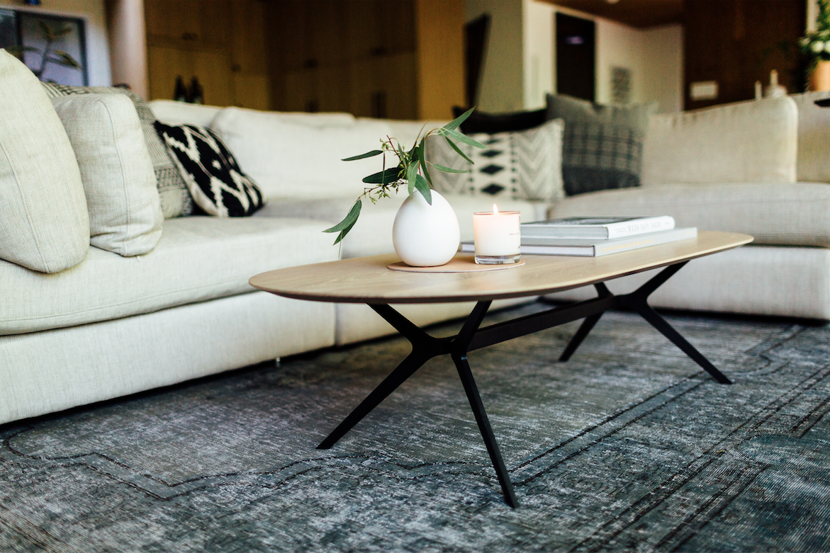 rowanoake table custom furniture by mw design