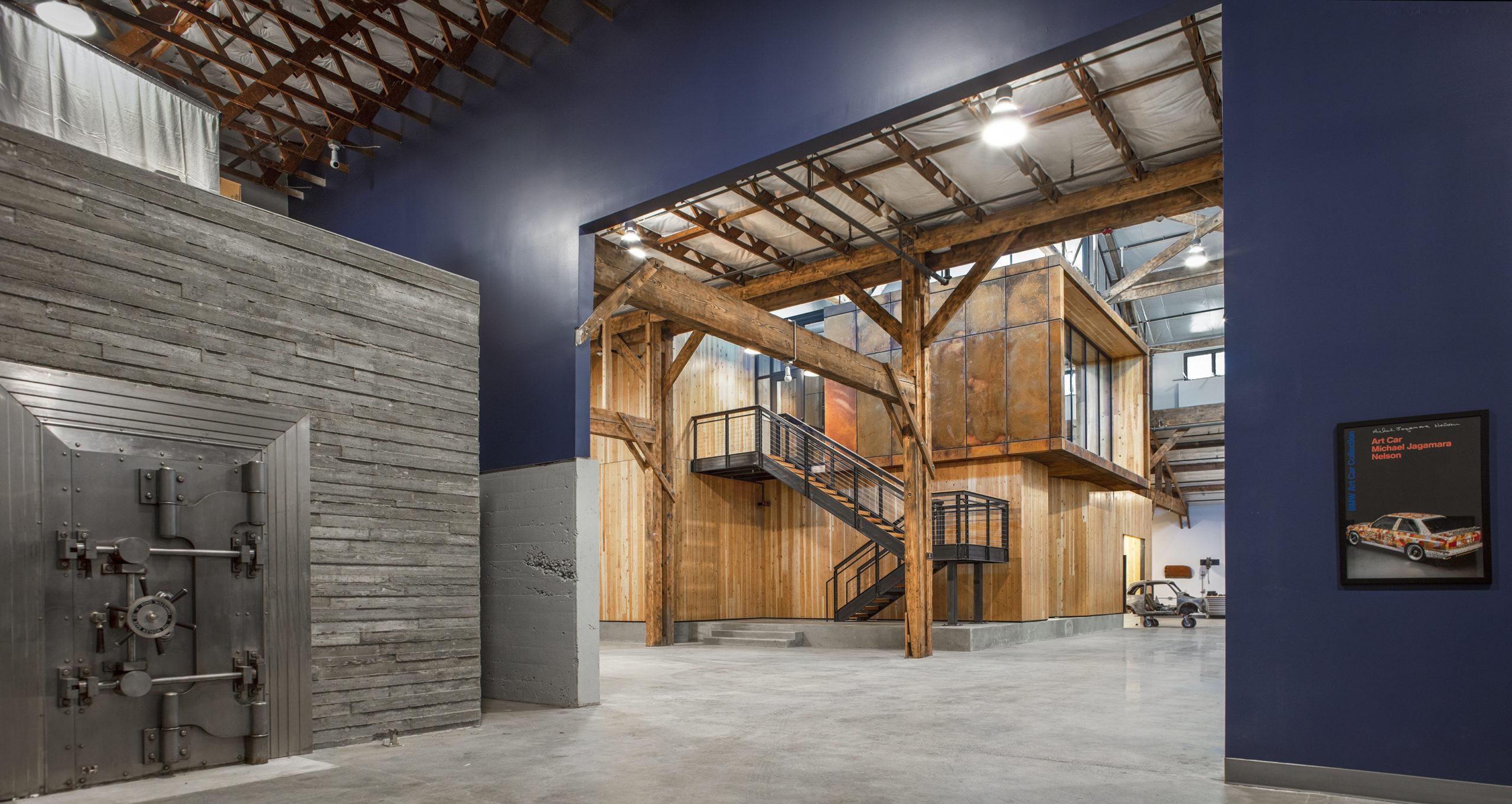 vault warehouse pano